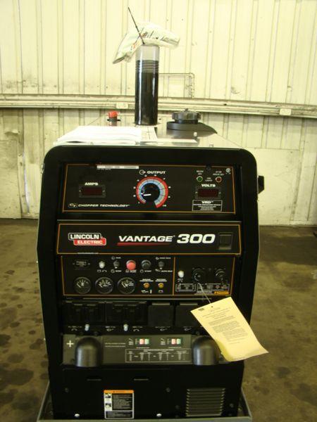 vantage 300 welding machine