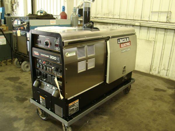 welding machine lincoln diesel