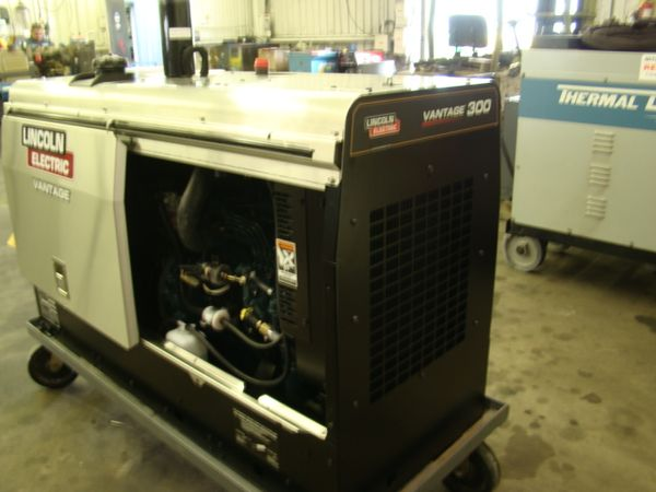 300 amp lincoln vantage 300 welding machines click to enlarge