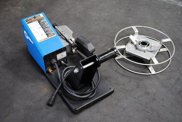 s74d miller wire feeder mitrowski welding