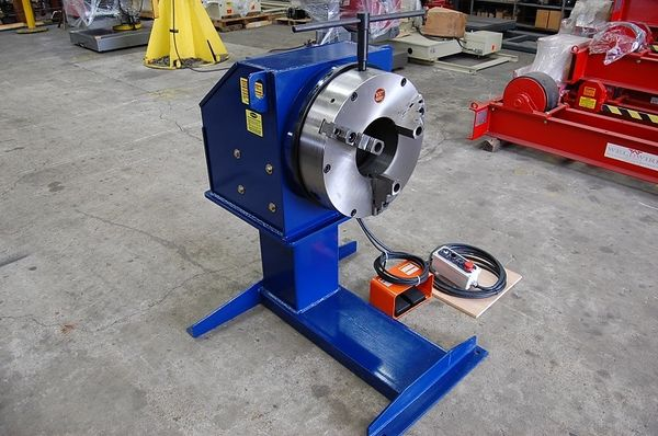 Bulldog Pipe Welding Positioner New Capacity 3 000