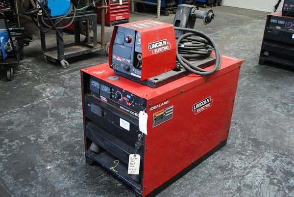 lincoln mitrowski welding 600 amp lincoln electric dc. Black Bedroom Furniture Sets. Home Design Ideas