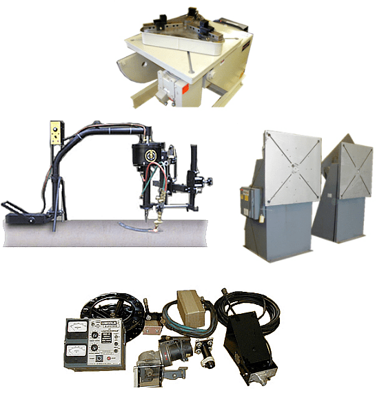 Welding Equipment for Sale or Rent