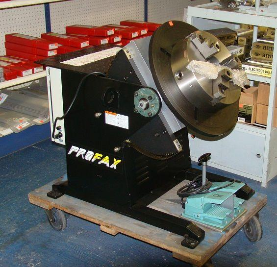 Profax WP-500 Welding Positioner - New