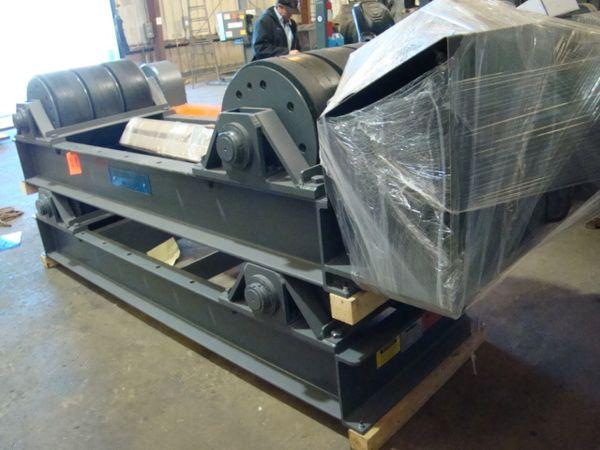 Preston Eastin Tank Turning Rolls - New | Capacity: 240,000 Pounds