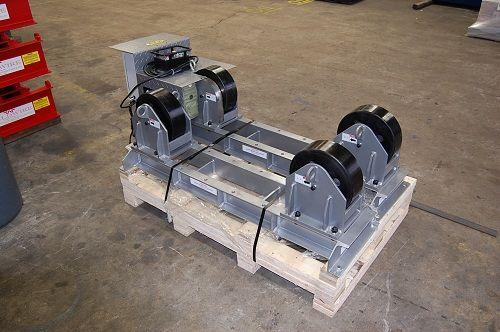 Profax Turning Roll Set | Capacity: 10,000 Pounds