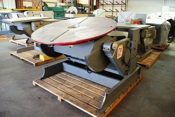 Ransome Welding Positioner - Used