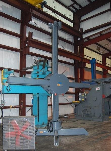 Preston Eastin Weld Head Manipulator - New