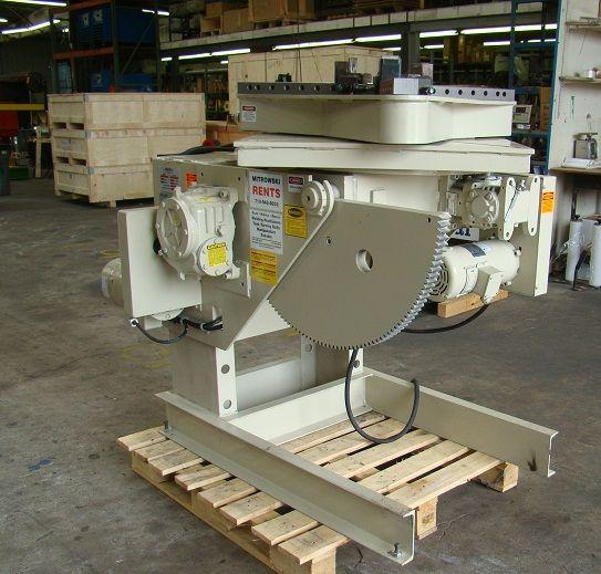 Pandjiris 30-6 AB Welding Positioner - New
