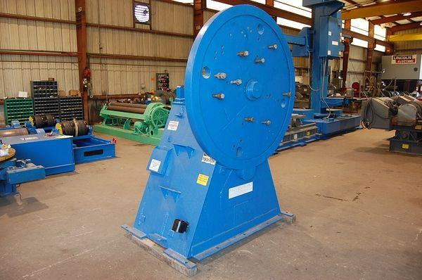Pandjiris Tailstock Positioner | Capacity: 15,000 Pounds