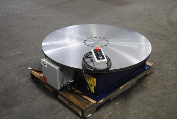 TrioFab 6000lb New Turntable and Speed Control