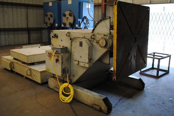 Koike Aronson Welding Positioner - Used