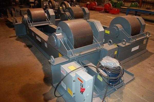 Aronson WSD-400 Tank Turning Rolls | Capacity: 800,000 Pounds
