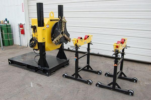 LJ Pipe Positioner - New