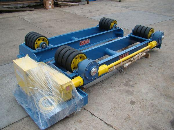 Webb Tank Turning Rolls T-30 - New | Capacity: 20,000 Pounds