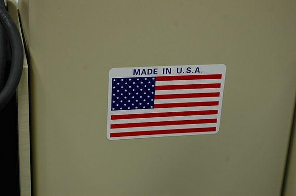 Pandjiris: Made in the USA