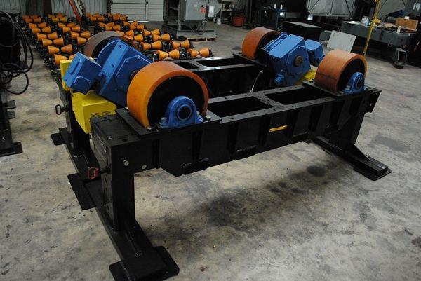 LJ Welding Automation | Capacity: 80,000 Pounds