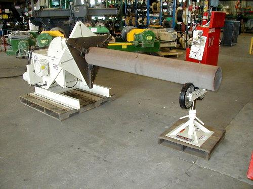 Pandjiris 30-6, Outboard Support Welding Positioners